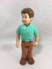 Little Tikes Dad Figure Father Daddy Grand Mansion 21432 Doll Dollhouse