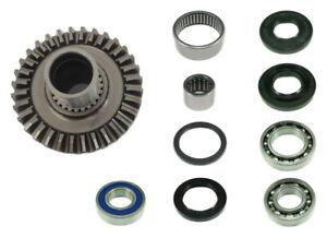 For Suzuki 2002-14 Ozark LTF250 LTF 250 Rear Differential Ring Gear Bearing Kit