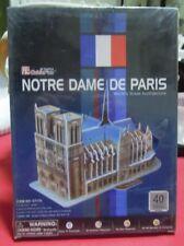 Puzzle 3D CubicFun cod C717h NOTRE DAME DE PARIS