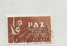 Schweiz / Mi.-Nr. 456 / 2 Fr. PAX, sauber gestempelt, Kabinett