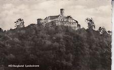 Postkarte - Landeskrone / HO-Berghotel