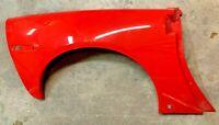 2005-2013 C6 Corvette Coupe Base OEM Right Passenger Side Rear Quarter Panel Red