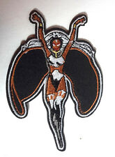 """X-MEN STORM  Die Cut Figure  4"""" Embroidered Patch- FREE S&H  (XMPA-13)"""