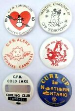 CFB and Curling Buttons