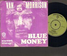 "VAN MORRISON Blue Money SINGLE 7"" Sweet Thing 1971 HOLLAND Negram"