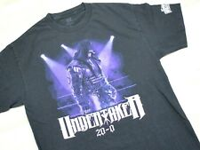 Wrestling WWE THE UNDERTAKER (L) T-Shirt Wrestlemania 20-0 Undefeated Vintage