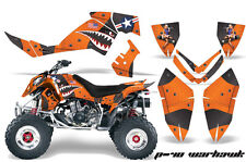Polaris Outlaw 500/525 ATV AMR Racing Graphics Sticker Kits 06-08 Decals WARHAWK