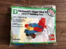 1984 Lego Building Set McDonalds Happy Meal Toy - Airplane sealed
