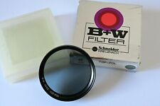 B+W 49mm TOP POL Polarizer Filter