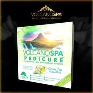 La Palm Volcano Spa 5-in-1 Spa Box Pedicure Treatment