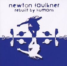 Newton Faulkner Rebuilt by humans (2009) [CD]