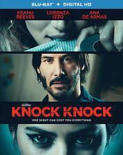 Knock Knock (Blu-ray Disc, 2015)