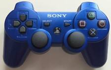 Genuine OEM SONY PlayStation 3 PS3 Sixaxis Dualshock 3 Wireless Controller Blue
