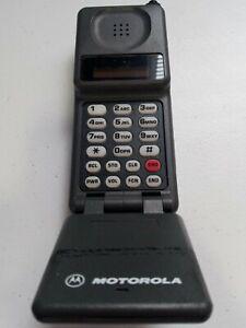 Vintage Motorola Ameritech Cell Phone Flip Phone Original Untested