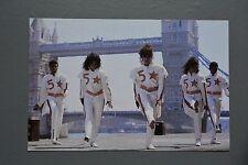 R&L Postcard: 5 Star 1980's Card Trent Records Fashion Clothes