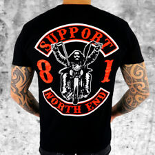 Hells Angels Support 81 T-Shirt Rider Black Herren S-5XL - HAMC North End