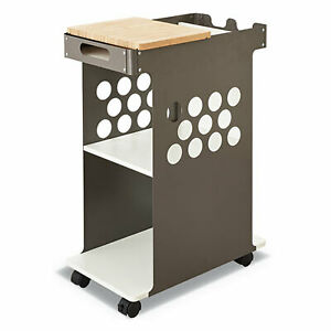 Safco Cart,Mini Rollg Storge,Wh 5209WH