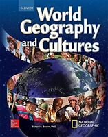 World Geography and Cultures, Student Edition (GLENCOE WORLD GEOGRAPHY) by Mc…