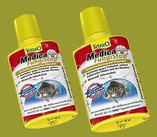 Tetra Medica FungiStop 2 x 500ml Medicament against fungal attack also for 4000L