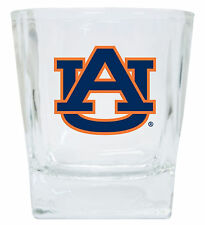 AUBURN 12OZ GLASS TUMBLER SET-AUBURN TIGERS GLASSES-2 PACK