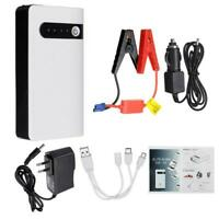 20000mAh 12V Portable Car Jump Starter Emergency Battery Booster Power bank