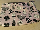 IPSY Halloween  glam bag makeup tote 5x7 *bag only*