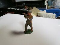 Barclay Manoil Lead Toy Soldier Standing with Flute
