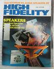 High Fidelity MAGAZINE June 1976 BIC Venturi Formula 1 Epicure 11 JBL L-166