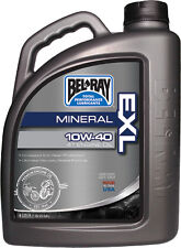 EXL MINERAL 4T ENGINE OIL 10W-40 4-LITER