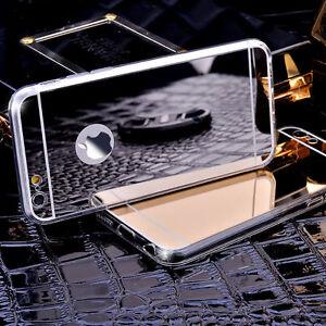 COVER CUSTODIA IN TPU A SPECCHIO per Iphone 6 6s 7 8