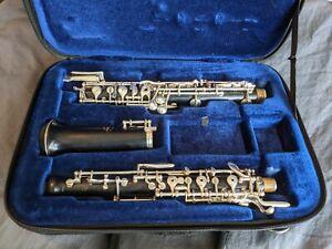 La Marque Oboe - vintage, grenadilla wood