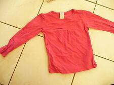 tee shirt Longue manche fille  taille 5 ans marque domyos