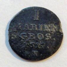 1 Mariengroschen - 1817 H - Braunschweig Calenberg-Hannover - ss (P88