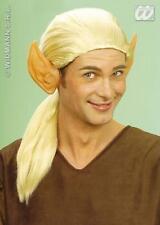 ORECCHIE APPUNTITE GRANDI per travestimenti elfo, gnomo - Pointed Ears 4144O