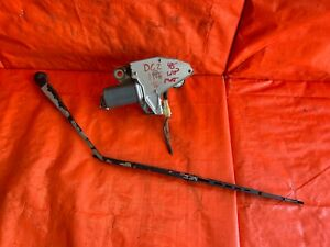 94-01 ACURA INTEGRA - 2 DOOR ONLY - REAR - WINDSHIELD WIPER MOTOR AND ARM - OEM