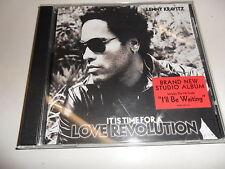 CD  Lenny Kravitz - It Is Time for a Love Revolution