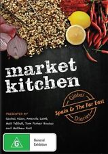 Market Kitchen Global Diaries: Far East Spain & Portugal New Region ALL Sealed