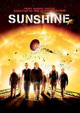 Sunshine DVD, Benedict Wong, Chris Evans, Troy Garity, Cillian Murphy, Michelle
