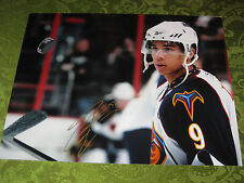 EVANDER KANE AUTOGRAPHED AUTO ATLANTA THRASHERS NHL 11X14 PHOTO RISING NHL STAR