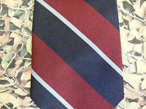 Royal Air Force (Stripe) Tie RAF