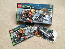 LEGO Agents Gold Tooth's Getaway No. 8967