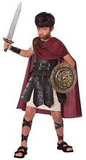 Spartan Warrior Roman Gladiator Child Boys Dress up Book Week Greek Costume X-large  sc 1 st  eBay : gladiator costumes for boys  - Germanpascual.Com