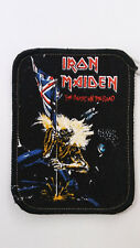 Iron Maiden the beast on the road vintage RARE Sew On patch music metal rock