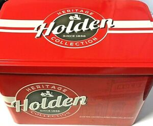 2016  Holden Heritage 12 coin 160 yrs Collection complete with folders - tin Unc