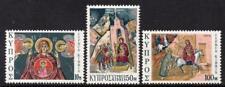 Cyprus MNH 1974 SG436-38 Christmas