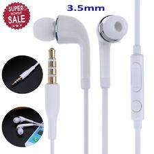 In-Ear Stereo Headset Kopfhörer mit Mic 3.5mm für Samsung Handy Tablet MP3 4 5
