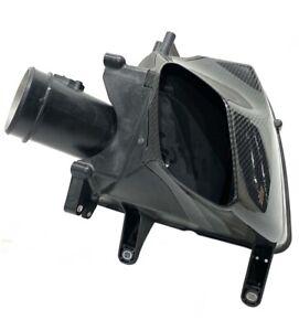 MCLAREN 720S luftfilterkasten, airbox assy filter nr. 14F0201CP, 14F0702CP