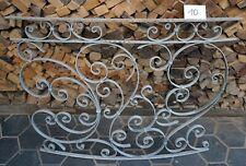 Schmiedeeisen Gitter Antik Historische Baustoffe 5 Teile