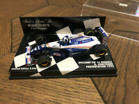 Minichamps F1 Williams FW 16 Renault Presentation 1995 D.Coulthard 1/43 4.444
