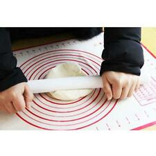 Silicone Fibreglass Rolling Dough Pad Pastry Bakeware Silpat Liner Baking Mat #x